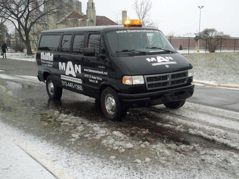 Detroit Security company